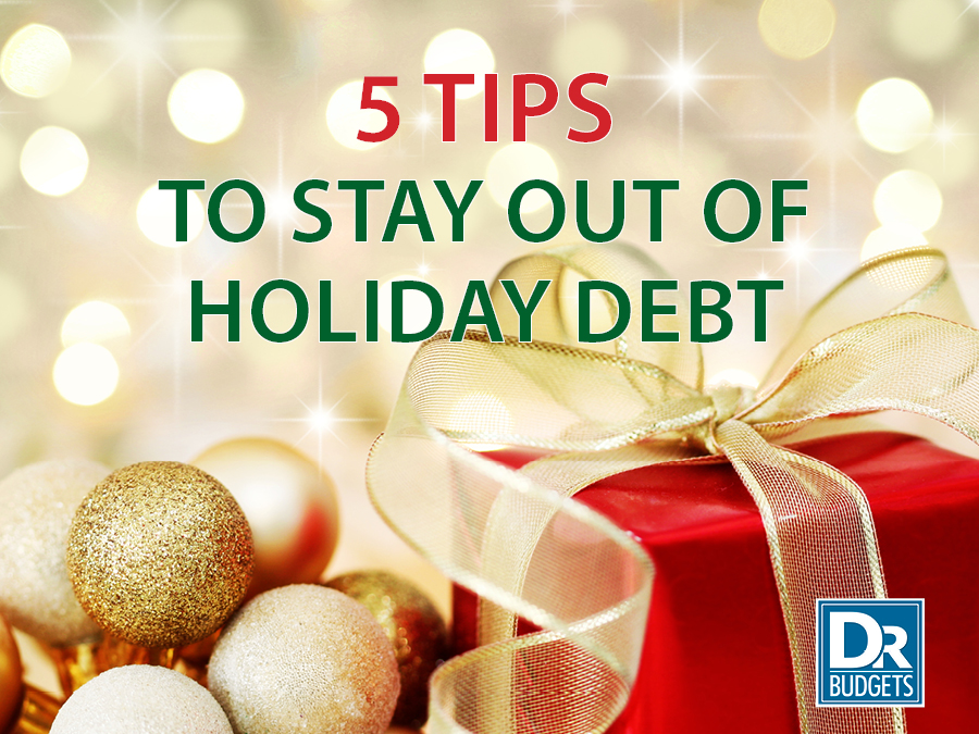 5 Tips To Stay Out of Debt