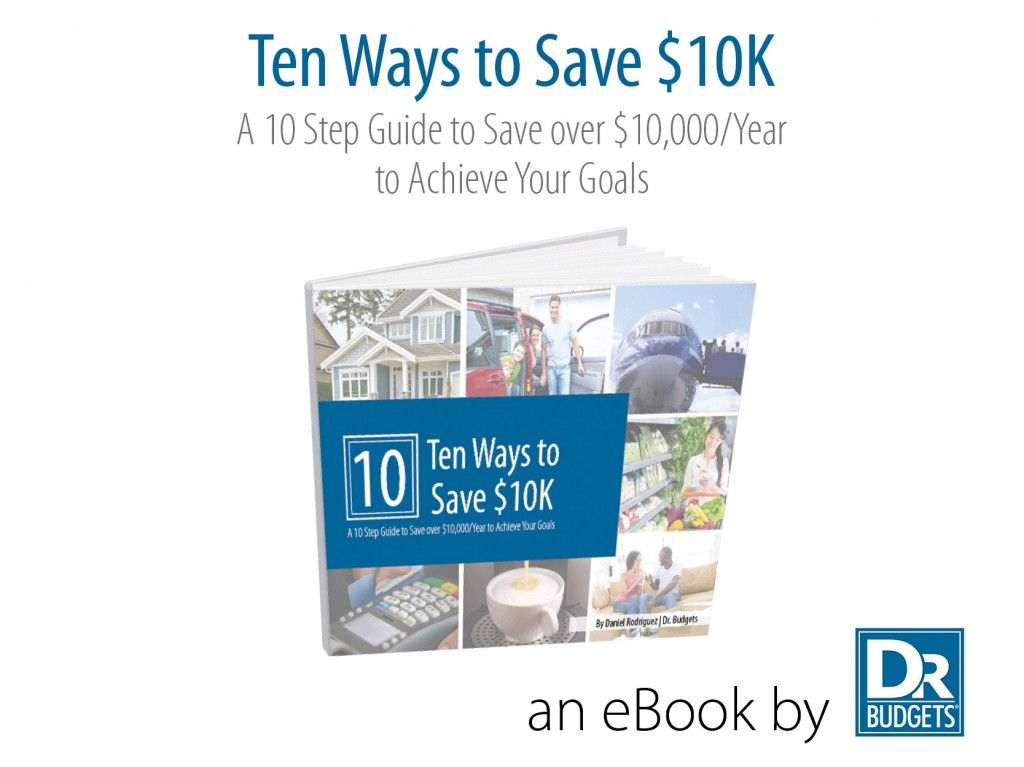 E-Book: 10 Ways to Save $10K