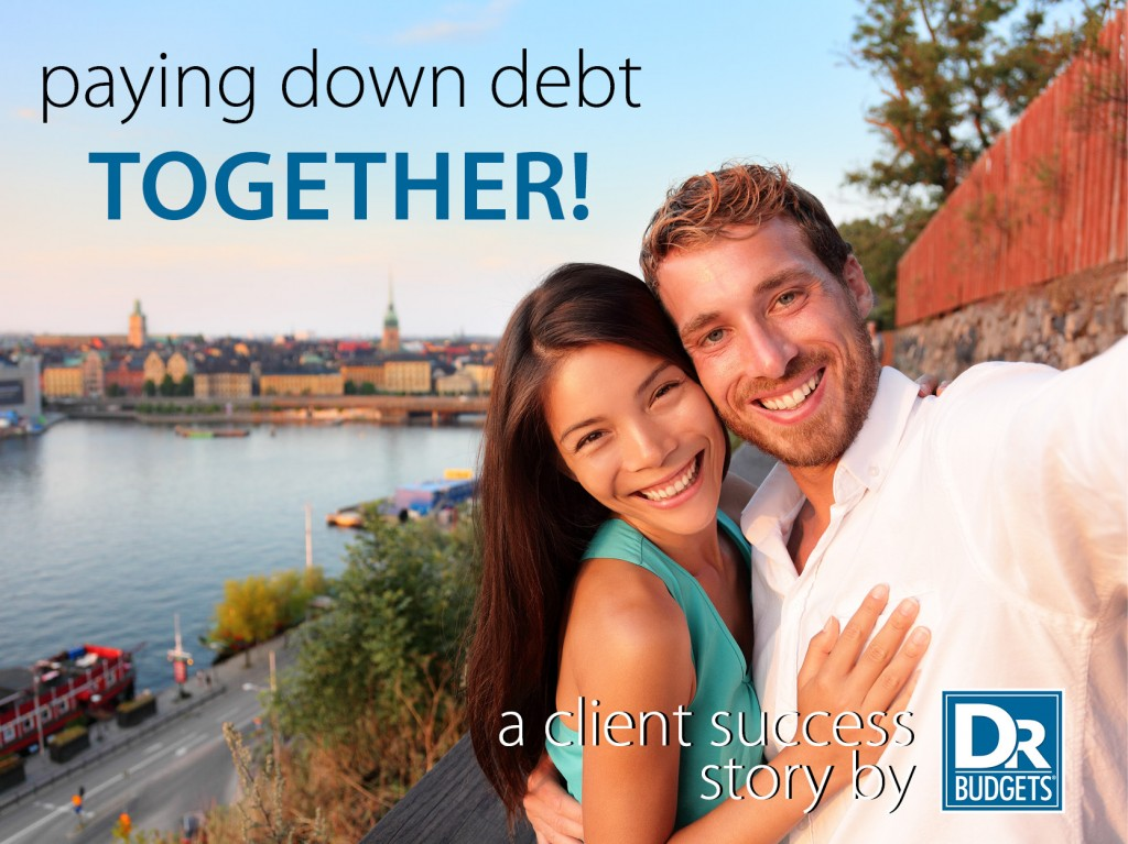 Paying Down Debt Together!