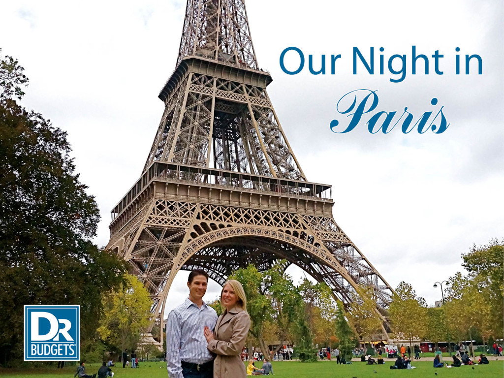 Our Night in Paris