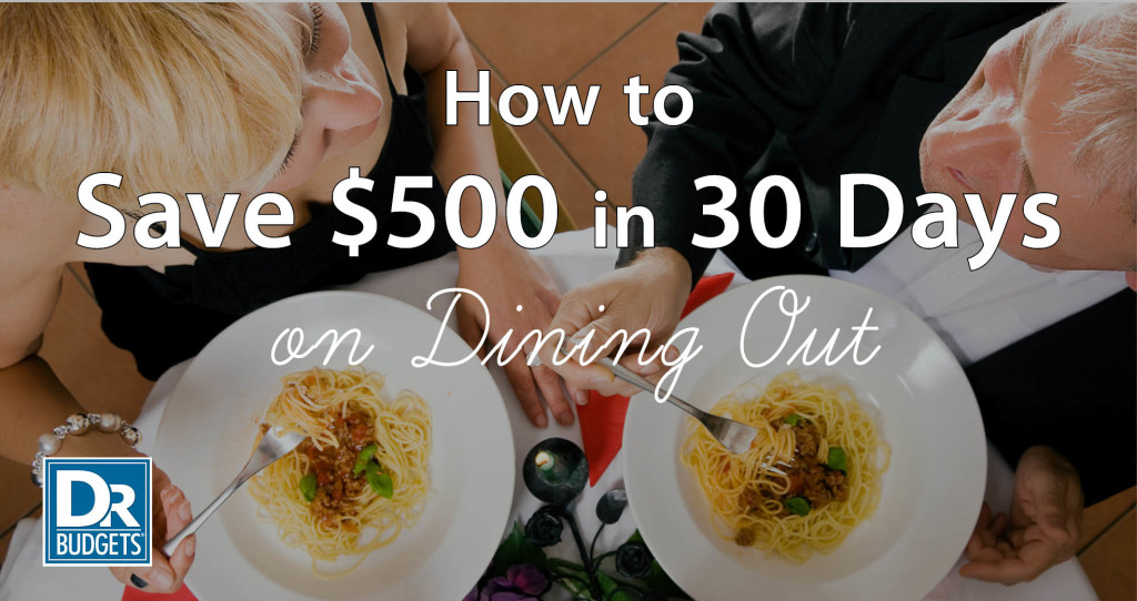 How To Save $500 in 30 Days