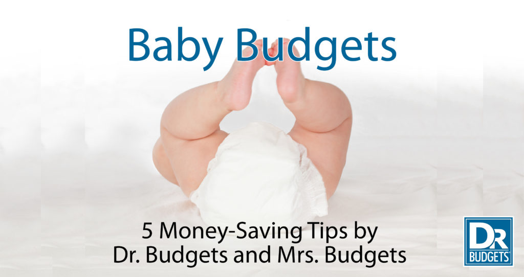 5 Money-Saving Tips for Baby Budgets