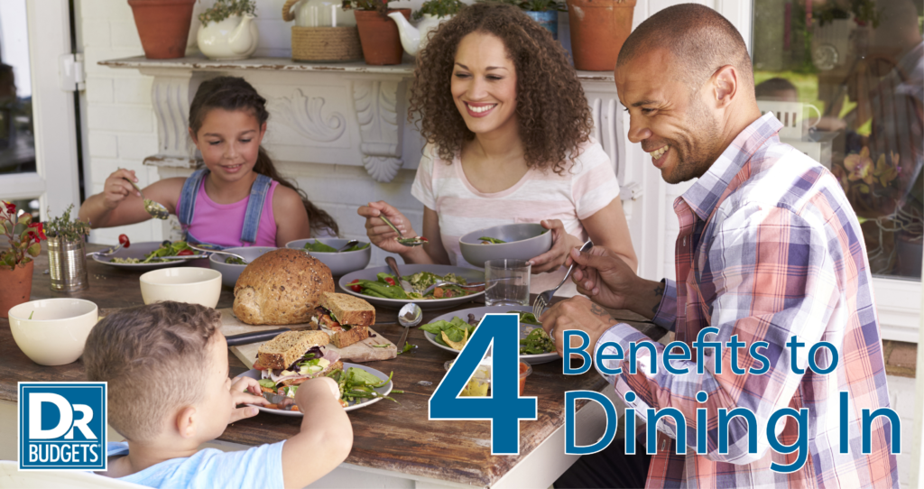Benefits of Dining In