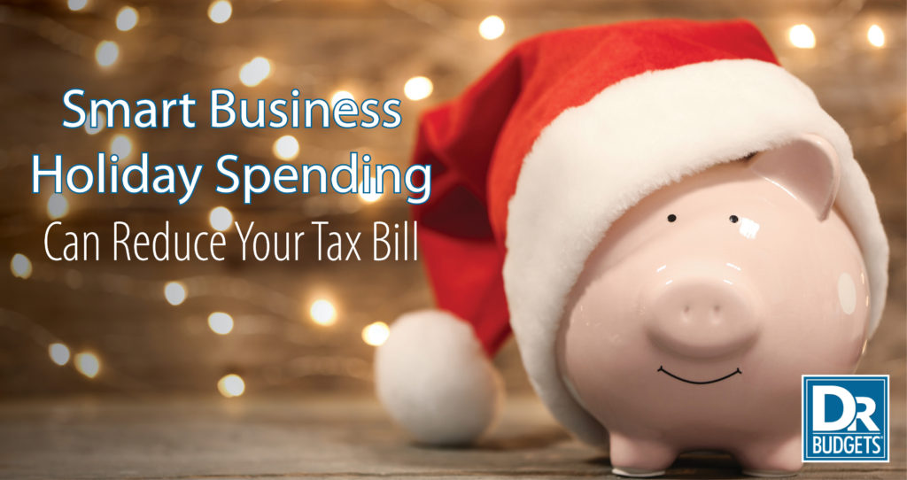 Business Holiday Spending