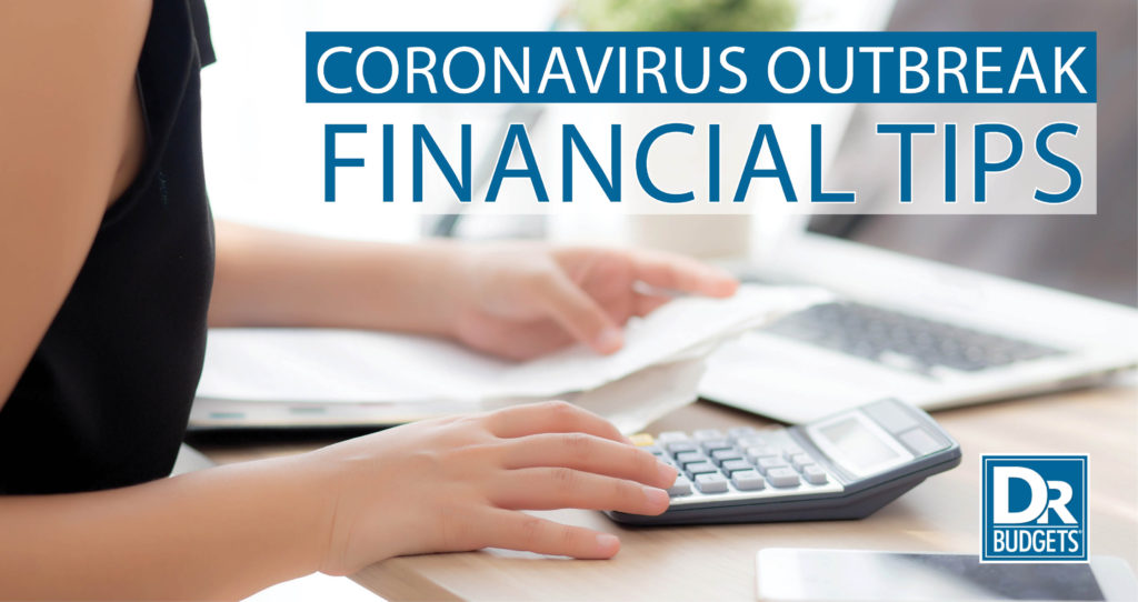 Coronavirus Outbreak Financial Tips