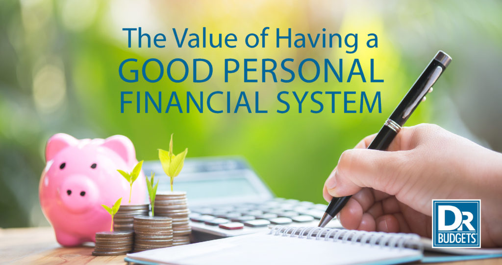 Personal Finance System